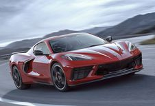 Chevrolet Corvette C8 Stingray : en position centrale