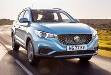 MG ZS EV : partout en Europe