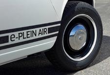 Deze Renault e-Plein Air is de ideale remedie voor bloedhete zomerdagen