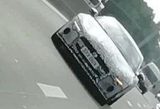 Toekomstige Jaguar F-Type gespot in regio Luik #1