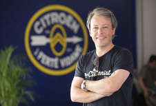 Onze Tour de France (3): interview met Citroën-designchef Pierre Leclercq
