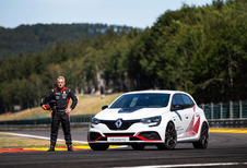 Renault Mégane RS Trophy-R: ronderecord op Spa