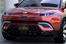Fisker heeft de voorkant van zijn SUV onthuld #1