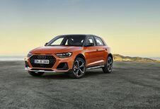 Audi A1 Citycarver is verhoogde Sportback