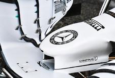 F1: De Zilverpijlen zijn… wit in Hockenheim