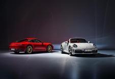 Porsche 911 Carrera Coupé en Cabriolet: nu ook zonder S #1