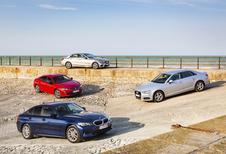Les voitures de société moins polluantes selon Acerta