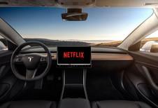 Netflix et YouTube à bord des Tesla