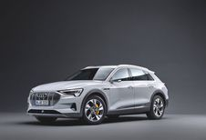 Audi e-tron 50 Quattro : plus modeste