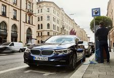 BMW 530e : 15 km de gagnés