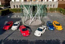 20 jaar Porsche 911 GT3
