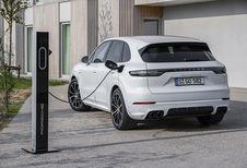 Porsche Cayenne nu ook als 680 pk sterke Turbo S E-Hybrid