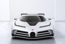 Bugatti dévoile Centodieci : 10 exemplaires de 1600 ch