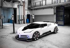 Bugatti Centodieci : nouvelle voiture ou concept ?
