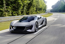 Audi: een elektrische R8 met Rimac?