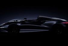 Nieuwe Ultimate Series-McLaren aangekondigd