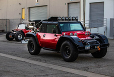 Glickenhaus Baja Boot is off-roadracer met 650 pk