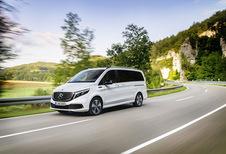 Mercedes EQV is af en haalt 405 km autonomie