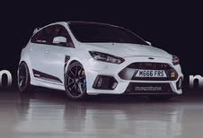 Mountune pusht de Ford Focus RS naar 520 pk!