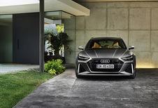 De nieuwe Audi RS6 Avant doet de concurrentie sidderen