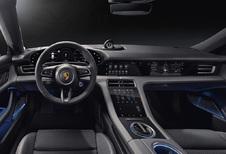 Porsche Taycan toont zijn interieur, maar is het de laatste teaser? #1