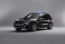 BMW X5 Protection VR6 beschermt je tegen 15 kilo TNT