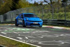 Lynk & Co 03 Cyan Concept : 7'20 au Nürburgring