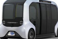 Des Toyota autonomes aux JO de Tokyo