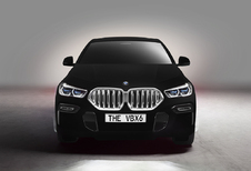 BMW maakt een X6 showcar... die je niet kan zien
