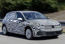 Volkswagen Golf VIII: de officiële teaser #1