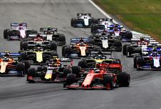 F1-kalender van 2020 zit propvol met 22 races