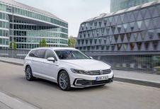 Volkswagen Passat GTE : plus d'autonomie