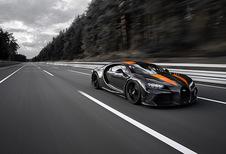 Bugatti: record van 490,484 km/u