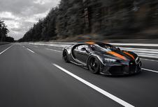 Bugatti Chiron vestigt wereldrecord met 490,484 km/u!