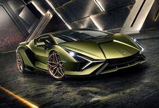 Lamborghini Sián: de hybride hypercar met taurine #1