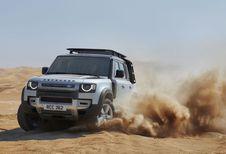 Land Rover Defender blijft ruig, maar wordt slimmer