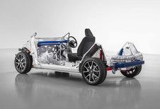 Toyota GA-B: het platform van de toekomstige Yaris