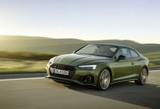 Audi A5 et S5 : 700 Nm et nouvelle interface