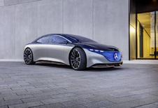 Mercedes Vision EQS : un concept bientôt réalité