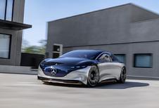 Mercedes Vision EQS is toekomstige elektrische S-Klasse