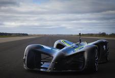 Robocar is nu ook officieel snelste autonome auto ter wereld