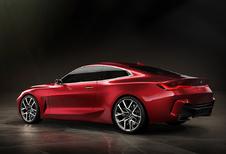 Concept 4 gaat nieuwe BMW 4 Reeks vooraf