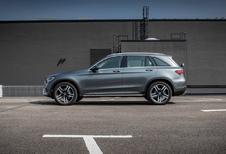 Mercedes vervangt hybride GLC 350e door nieuwe 300e