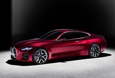 BMW Concept 4 : un avant-goût de Série 4