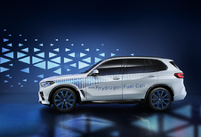 BMW i Hydrogen NEXT is X5 op waterstof #1