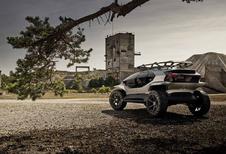 Opgepast Defender, deze Audi Trail Quattro is pure off-roader