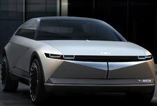 Hyundai 45 EV Concept : histoire d'angles