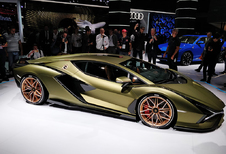 De 5 belangrijkste nieuwigheden op de IAA Frankfurt: Lamborghini Sián FKP 37