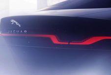 Jaguar XJ : teaser de la limousine électrique