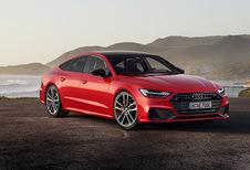 Ook de Audi A7 gaat aan de stekker